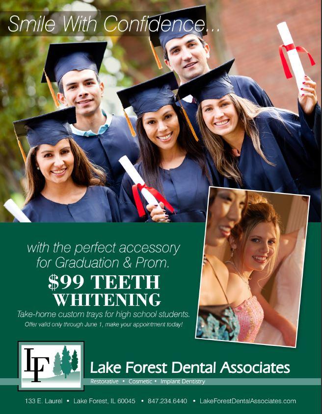 Prom Grad Teeth Whitening